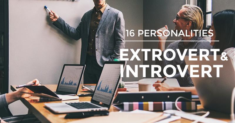 Apa itu 16 personalities, mbti, mbti indonesia, dan apa perbedaan extrovert dan introvert, extrovert dan introvert dalam rapat dan komunikasi