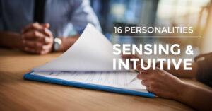 Apa itu 16 personalities, mbti, mbti indonesia, dan apa perbedaan sensing dan intuitive