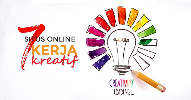 7 Situs Kerja Kreatif dan kerja online penghasil uang di Internet, cara menghasilkan uang dengan usaha online, di Patreon, fiverr, deviantart, 99designs, karyakarsa, freelancer